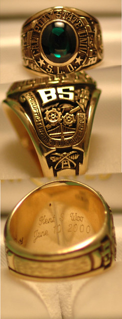 Class Ring 2000
