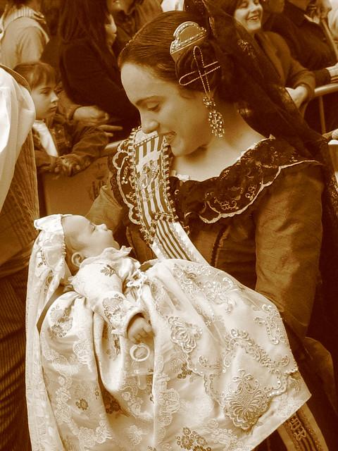 La mirada de una madre por Mareika