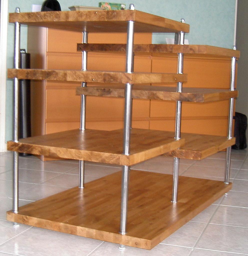 etagere en planche brute sammlung von. Black Bedroom Furniture Sets. Home Design Ideas