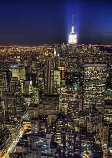 How about a little New York City in HDR?