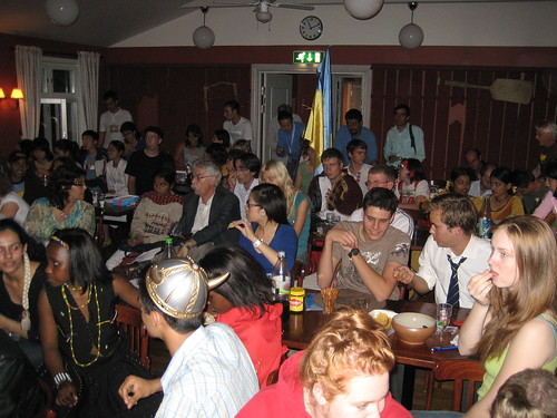 Cultural Party, in Stockholm