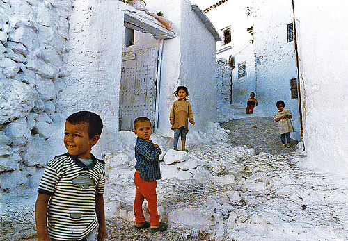 Marocco from life of Pier Paolo Pasolini