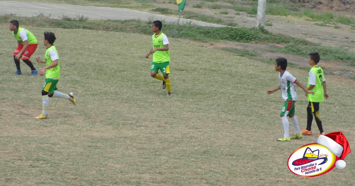 Resultados del Infanto juvenil arrojó 56 goles