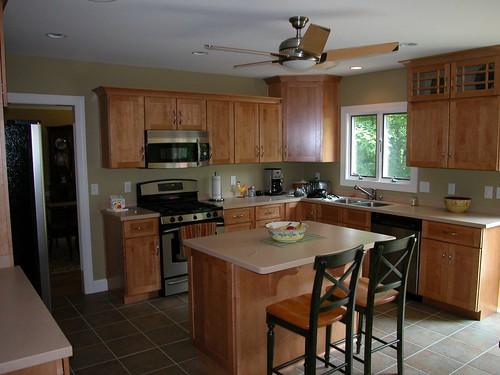Cherokee Woods, Kitchen Renovation