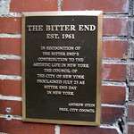 NYC - Greenwich Village: The Bitter End