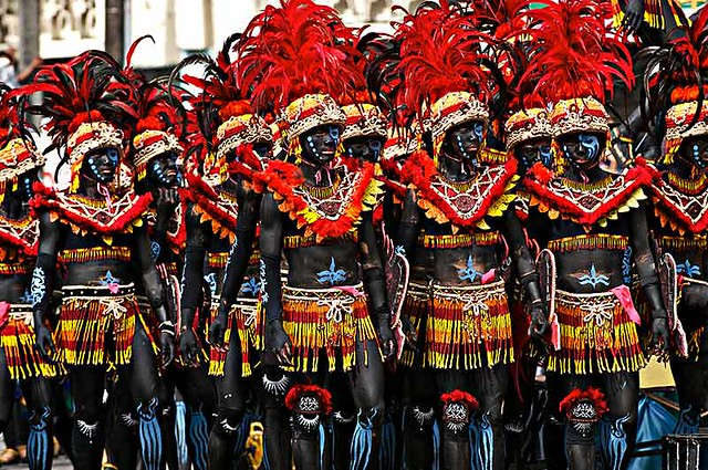 Tribal Pose