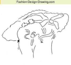 Fashion-Sketches-Head-and-Face