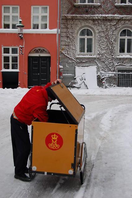 Sååå er der post!