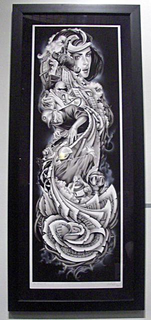 Pictures OG Abel Tattoo Art