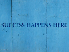Success Happens Here