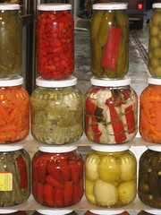 vegetable, pickled cucumber, achaar, tursu, pickling, peperoncini, food preservation, food, dish, cuisine, canning,