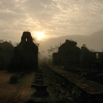 My Son Temples at Sunrise - Hoi An, Vietnam