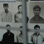 Photos at the Genocide Museum - Phnom Penh, Cambodia
