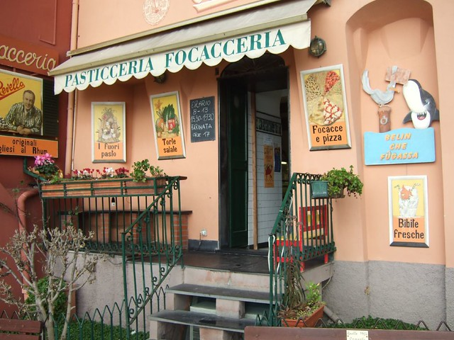 Store specialized in Focaccia