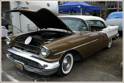 1957 Oldsmobile Super 88 Hardtop