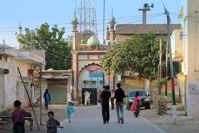 Haidri Masjid
