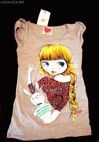 Blythe t-shirts by Zara brand (1)