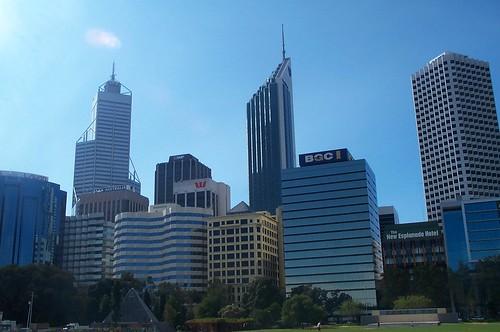 Perth Skyline 4