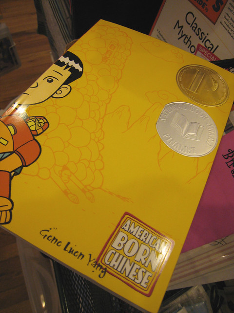 american born chinese by gene yang American born chinese is a graphic novel by gene luen yang released in  2006 by first second books, it was a finalist for the 2006 national book awards  in.