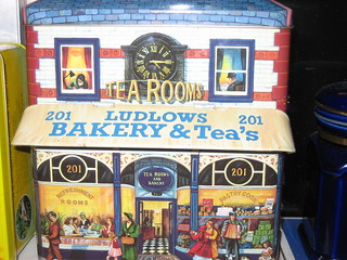 Ludlows Bakery and Tea's??