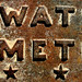 Small photo of * WATE METE **
