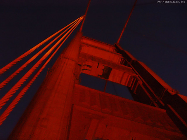 South Tower - Golden Gate Bridge