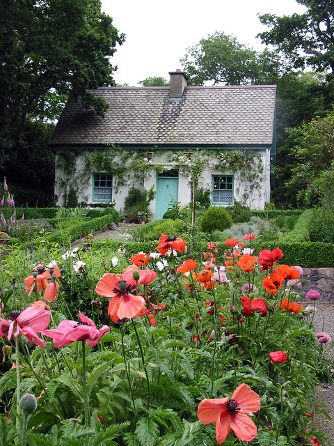 Image gallery irish cottage gardens for Irish garden designs