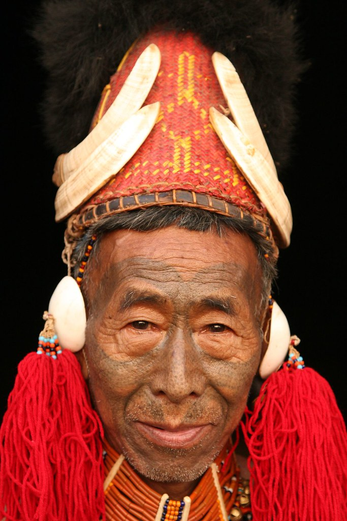 India Nagaland - Tribes of the World