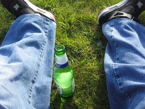 beer legs