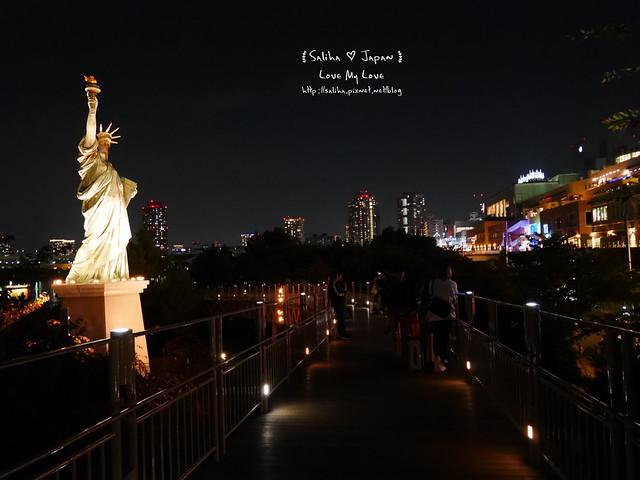 台場一日遊台場海濱公園夜景百貨公司必看 (41)