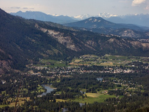 Leavenworth From Mountain Home Road