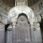 Ajanta Caves, Maharashtra, India