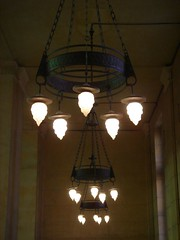 daylighting(0.0), window(0.0), street light(0.0), lantern(0.0), symmetry(1.0), light fixture(1.0), light(1.0), ceiling(1.0), chandelier(1.0), lighting(1.0),