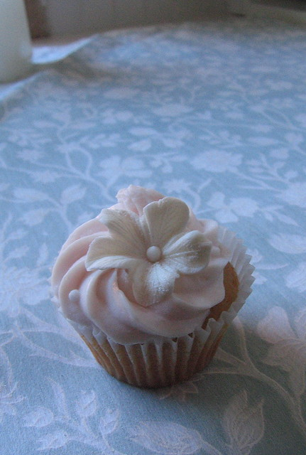Wedding cupcake sample Sample for a wedding idea