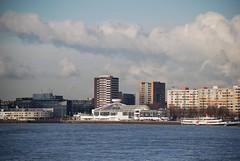View on Tropicana, Rotterdam
