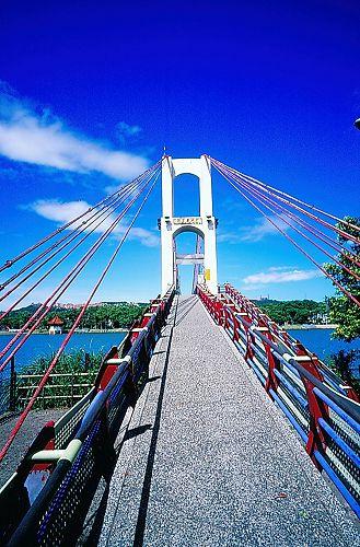 K387龍潭觀光吊橋