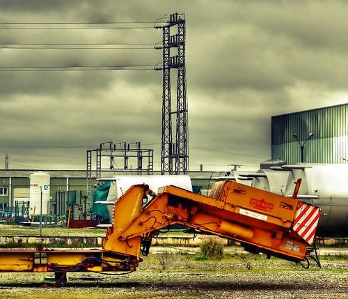 Nave industrial en Tafalla