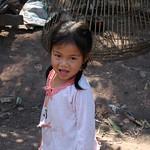 Village Girl - Luang Prabang, Laos