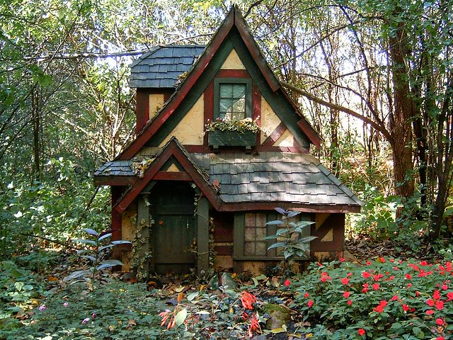 Fairy House 1 Flickr Photo Sharing