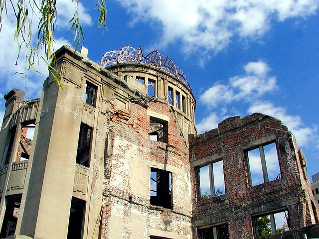 Ground Zero  Hiroshima Peace Memorial, Japan. Although I w…  Flickr - Photo...