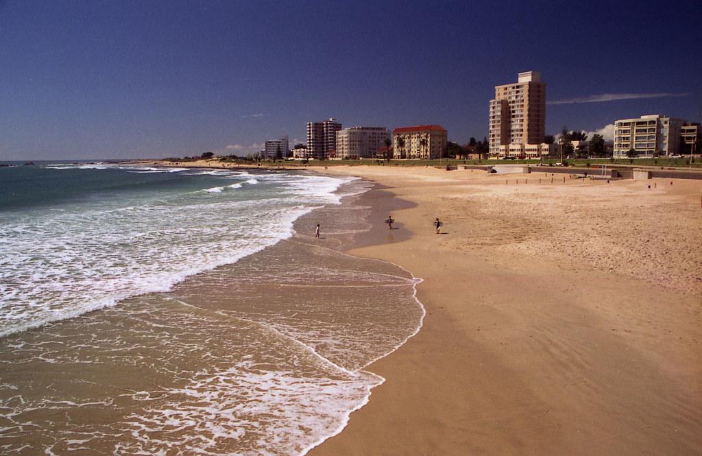 порт элизабет пляж