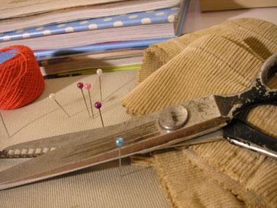 Como fazer barra de calça? passo #4