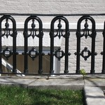 Cast Iron Fence Walk