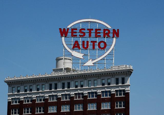 Western Auto Downtown Kansas City Flickr Photo Sharing