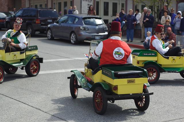 Shriners Cars