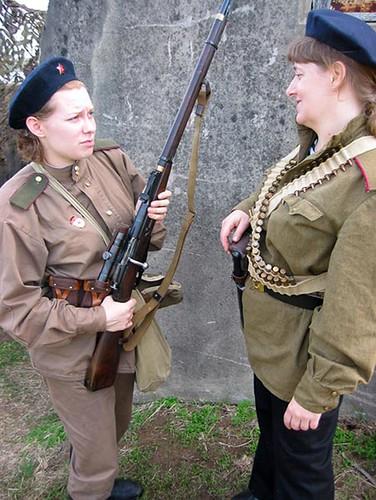 Katyusha & Natasha