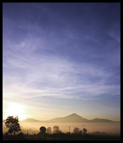 sunrise java indonesia bandung topf25 topc50 geolat68303 geolon1076371 geotagged