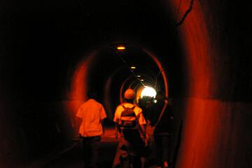 界境トンネル
