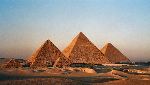 Facts about Egypt - Pyramid of Giza