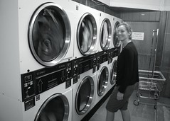 stereophonic sound(0.0), wheel(1.0), room(1.0), laundry room(1.0), electronics(1.0), monochrome(1.0), laundry(1.0),